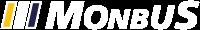logotipo_monbus_blanco y azul